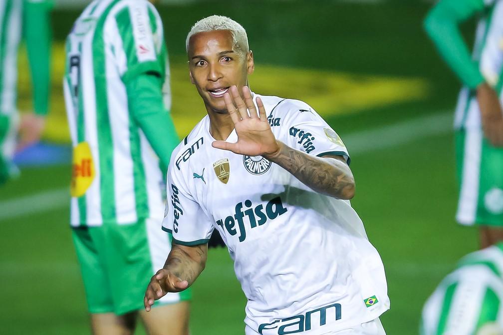 Histórico de Deyverson anima, e atacante deve ser bem utilizado por Abel Ferreira no Palmeiras