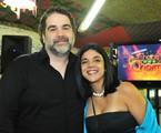 Filipe Miguez e Izabel de Oliveira, autores de 'Cheias de charme' | João Miguel Júnior/TV Globo
