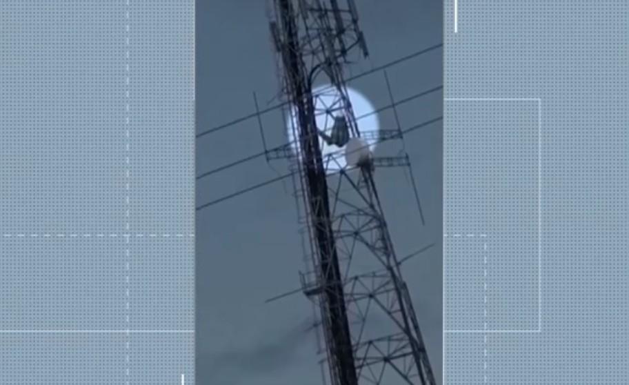 Inquérito do MP apura suspeita de negligência da Oi em acesso à torre telefônica em Pombal, PB - Notícias - Plantão Diário