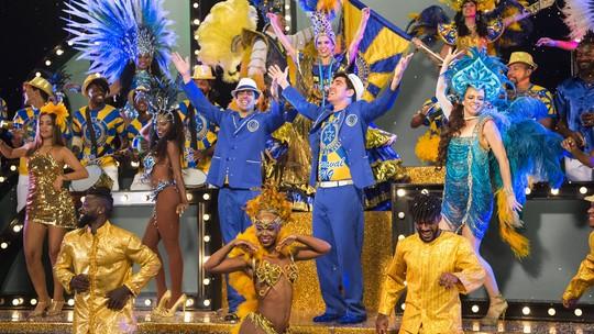 'Paraíso da Tititi': cante o samba-enredo com fofocas do mundo dos famosos