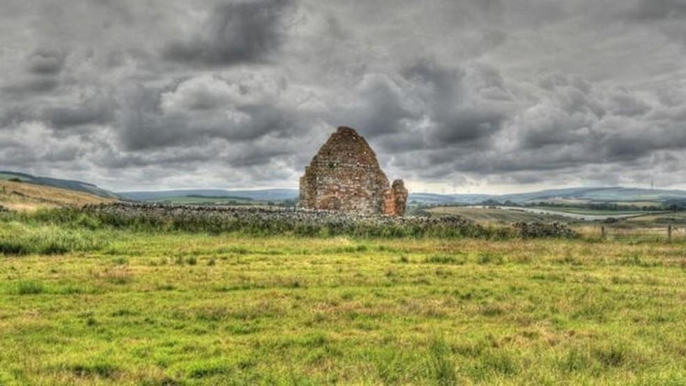 Muito antes de James Hutton, o Ponto Siccar já tinha uma importância histórica (Foto:  John Van Hoesen)