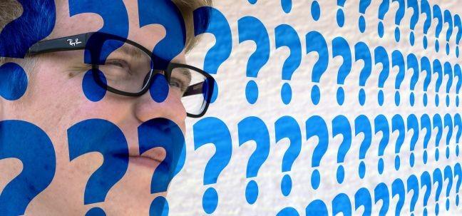 Enigmá, interrogação, duvida (Foto: Pixabay)