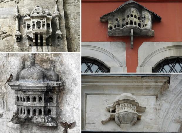 Há diversas versões instaladas pelo país e estima-se que todas as cidades da Turquia contenham um exemplar (Foto: Caner Cangül)