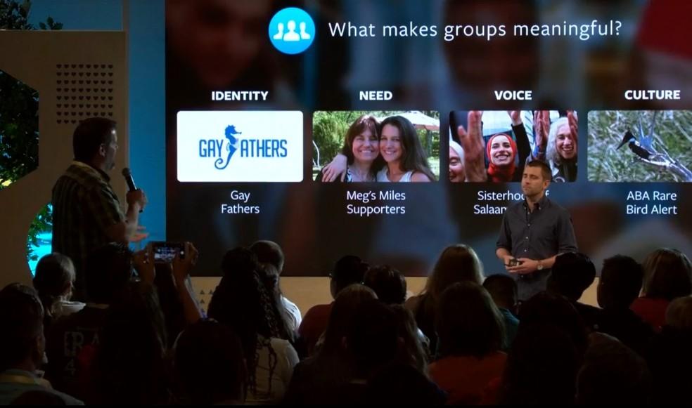 Os grupos do Facebook têm um significado, um motivo de existir (Foto: Reprodução/Carolina Ochsendorf)