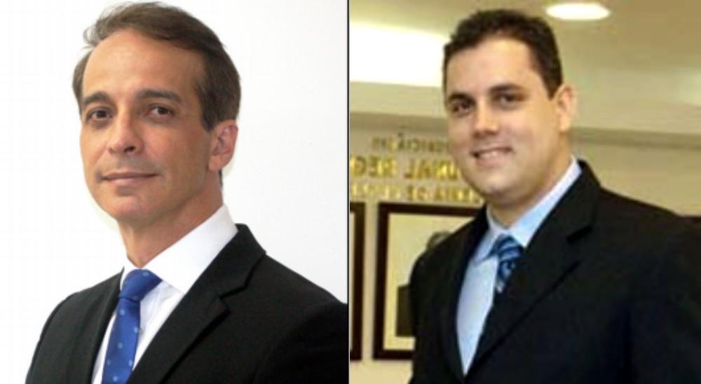 Diretor e vice da Justiça Federal da Bahia são empossados em cerimônia feita por videoconferência