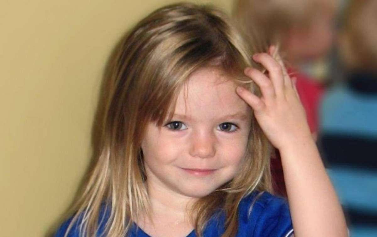 Madeleine McCann pouco antes de seu desaparecimento (Foto: Divulgação)