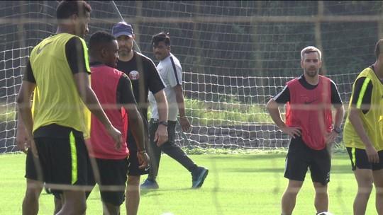 """Técnico do Catar vê Copa América como teste de fogo para """"ver em que nível o time realmente está"""""""