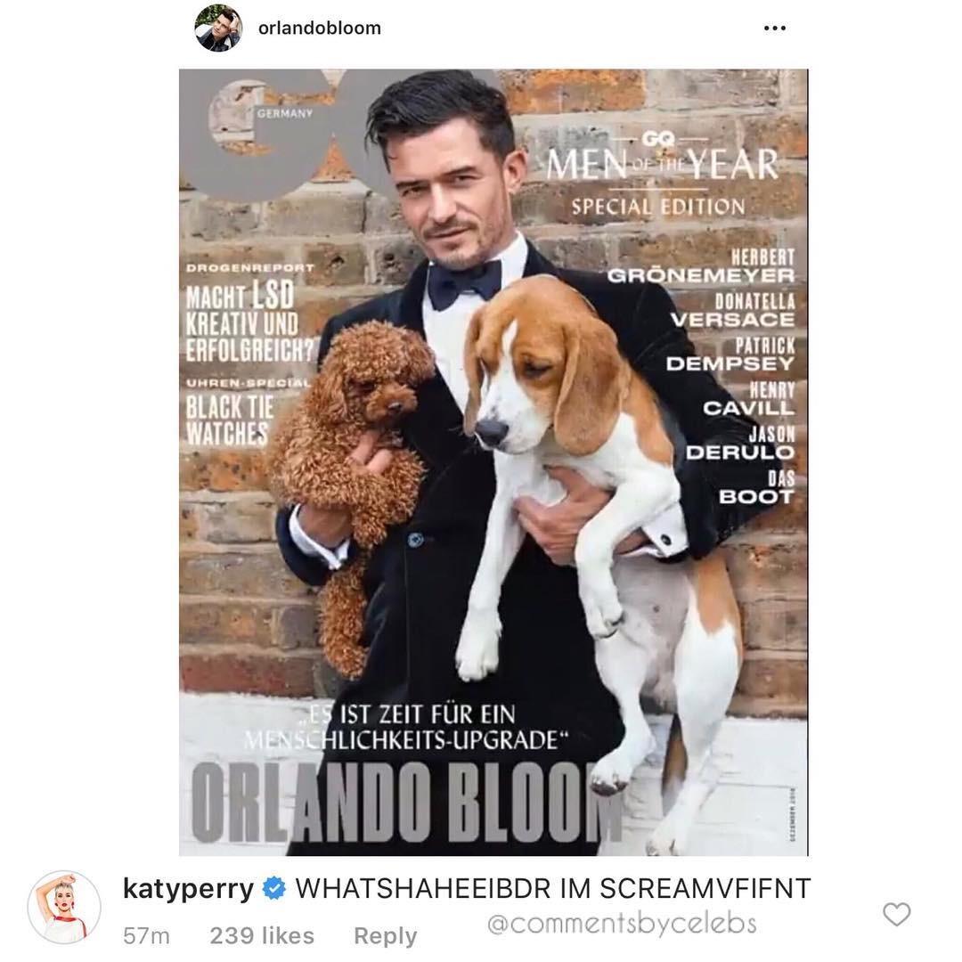 Orlando Bloom (Foto: Reprodução Instagram)