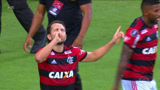 Flamengo aproveita ótima fase de Éverton Ribeiro para tentar a vitória sobre o Atlético-PR