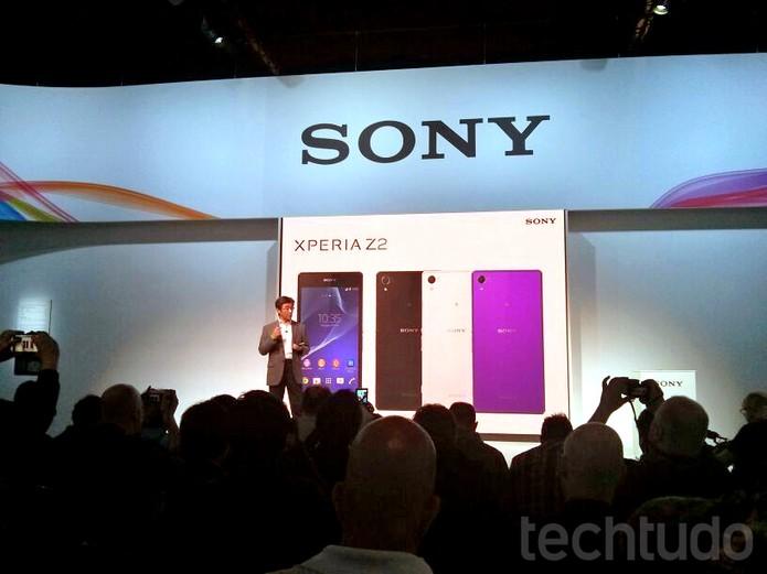 Sony (Foto: Isadora Díaz/TechTudo)