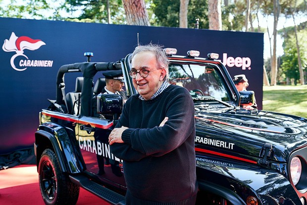 Sergio Marchionne (Foto: divulgação)