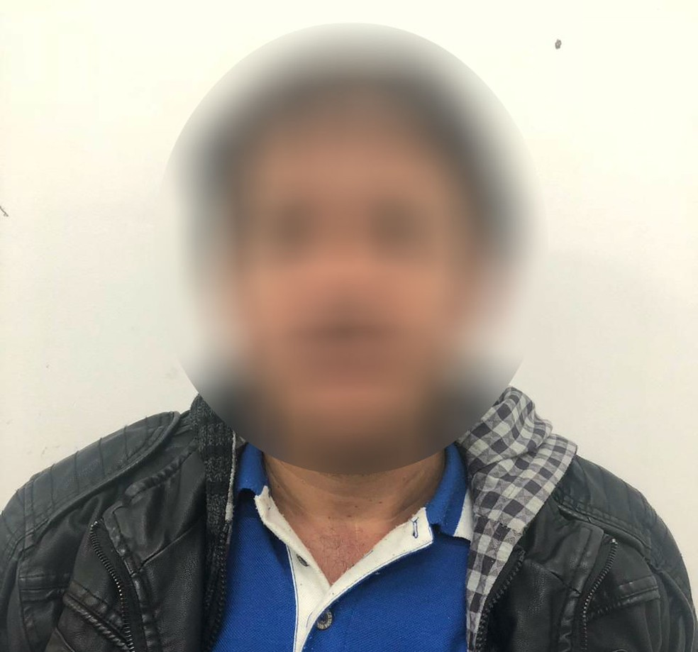 Comerciante foi preso em setembro em Jundiaí por engravidar a filha — Foto: Arquivo