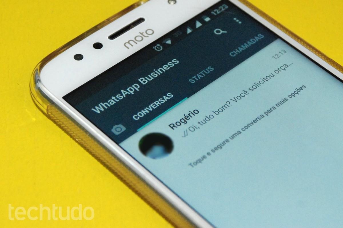 Como Personalizar Mensagens De Saudação E De Ausência No Whatsapp