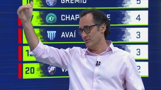 """Barreto questiona Atlético-MG: """"Parece que ainda não conseguiu superar os maiores desafios"""""""