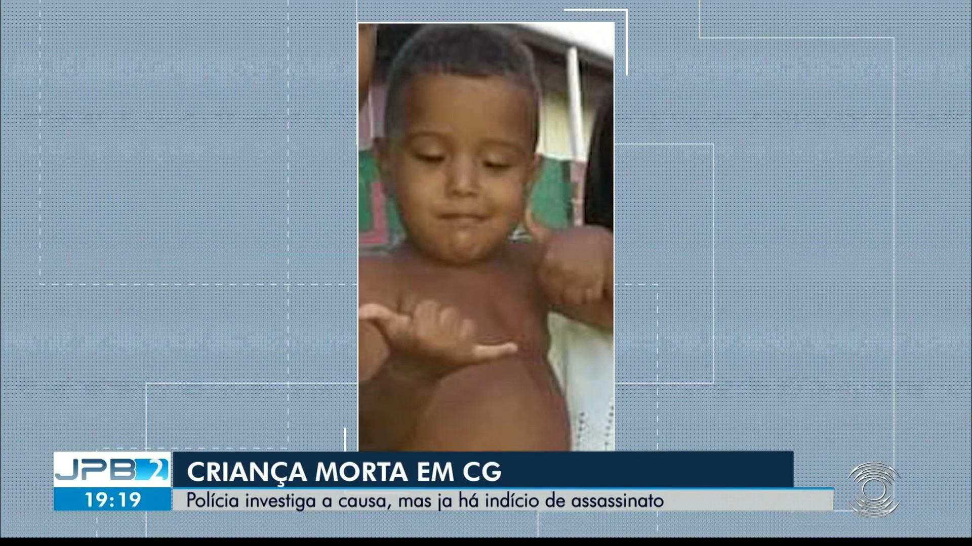 Menino de 4 anos que morreu em Campina Grande após agressões teve fígado rompido, diz perícia