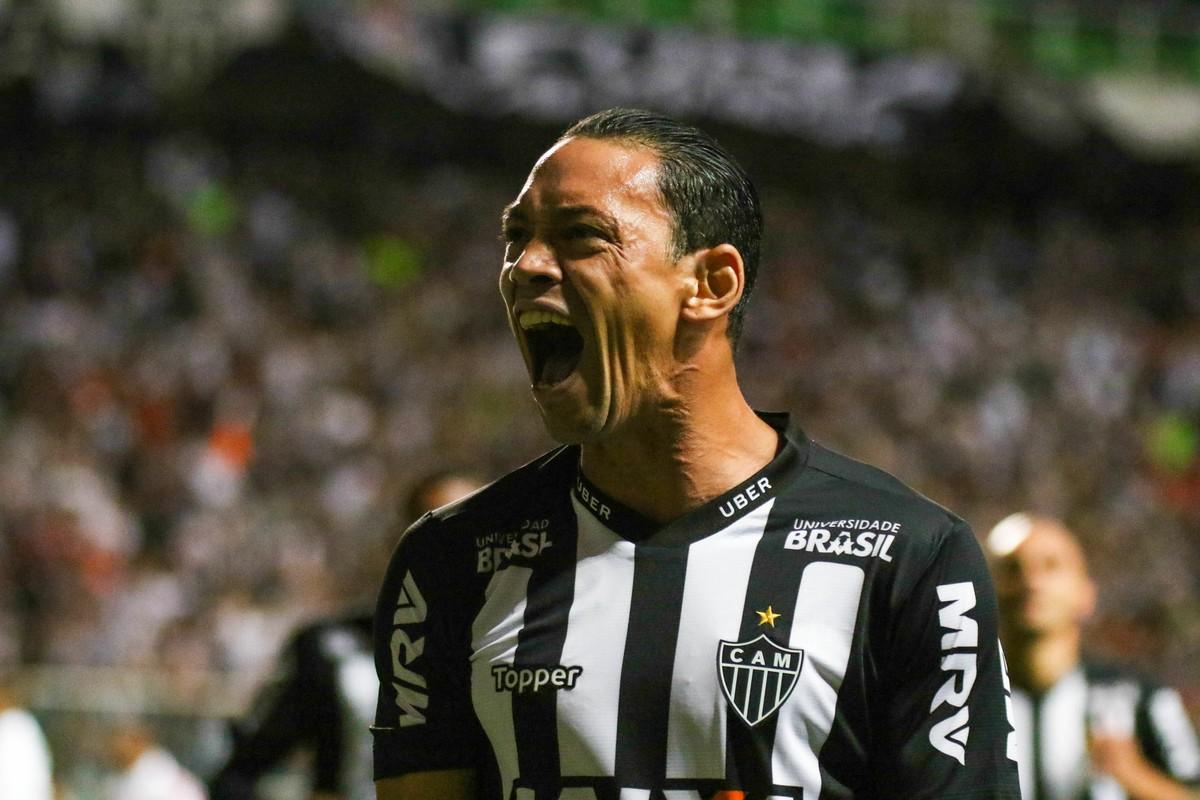 Ricardo Oliveira e Leonardo Silva encorpam lista de veteranos na faixa dos  40 anos na história do Atlético-MG  645cfec7d1a05