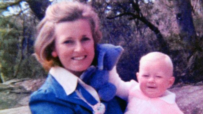 Lynette Dawson tinha 33 anos e duas filhas quando desapareceu (Foto: Supplied via BBC News Brasil)