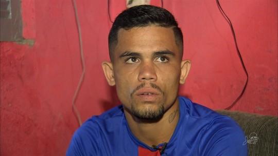 De preso inocente a aposta de Ceni: Wesley se reconstrói no centenário do Fortaleza