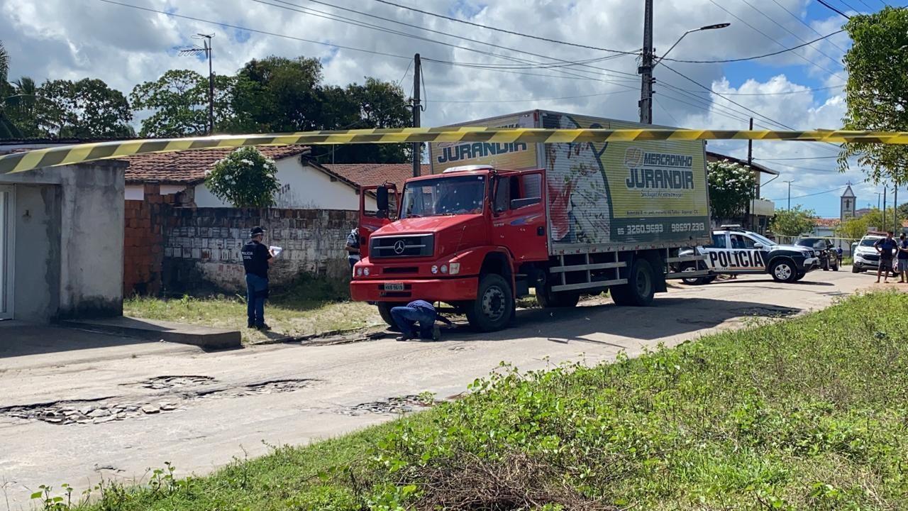 Foragido do RN é preso suspeito de matar empresário e motorista em Aquiraz, no Ceará