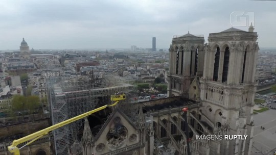 Monaco vai encarar o PSG com camisa especial em homenagem à catedral de Notre-Dame