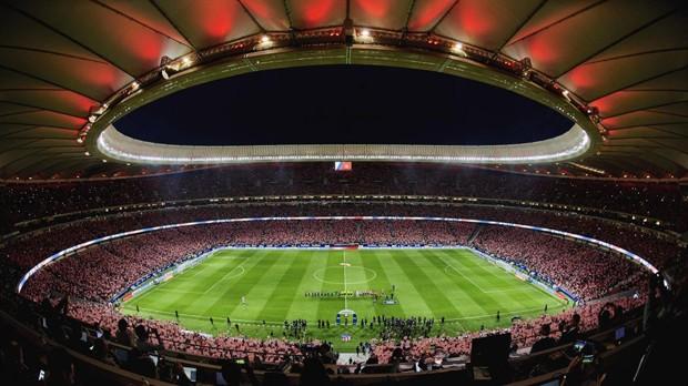Conheça o estádio Wanda Metropolitano,  considerado o melhor do mundo