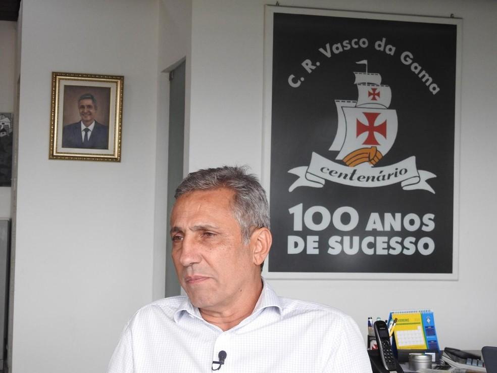 Alexandre Campello teve as contas de 2018 reprovadas — Foto: Fred Gomes