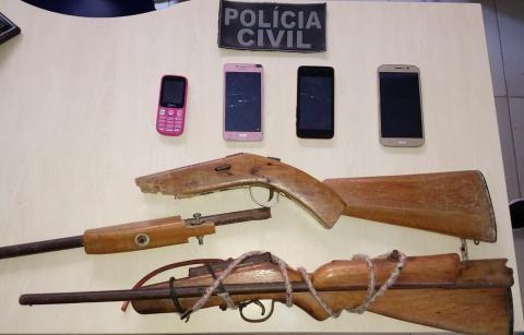 Irmãs suspeitas de envolvimento com tráfico de drogas são presas em Paragominas - Notícias - Plantão Diário
