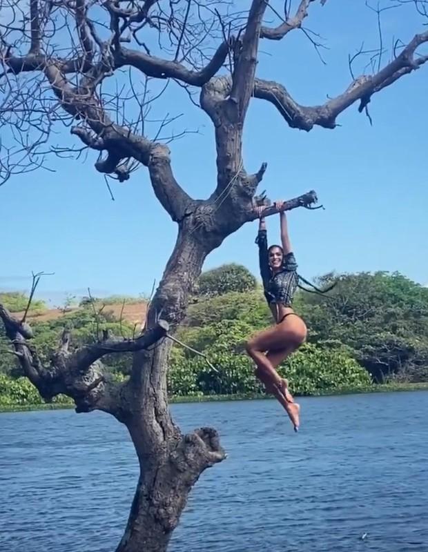 Bruna Marquezine abre álbum de viagem ao Ceará (Foto: Reprodução/Instagram)
