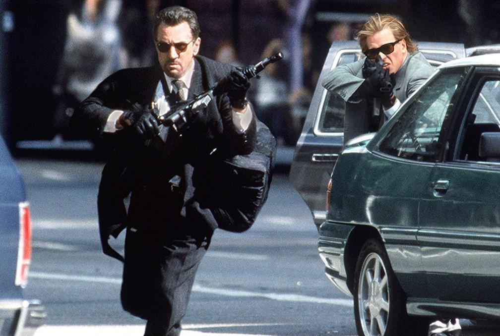 Michael Mann quer filmar segunda parte de 'Fogo contra fogo ...
