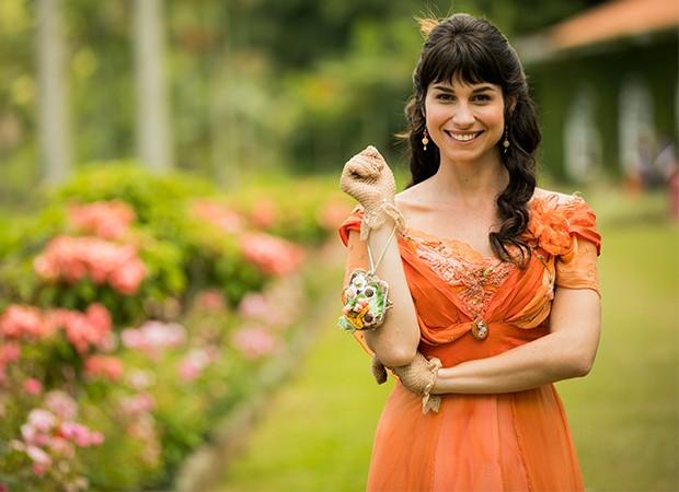 Chandelly Braz interpreta a personagem Mariana em Orgulho e Paixão (Foto: Globo/João Miguel Júnior)