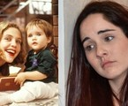 Beatriz Bertu, a bebê de 'Bebê a bordo' | TV Globo
