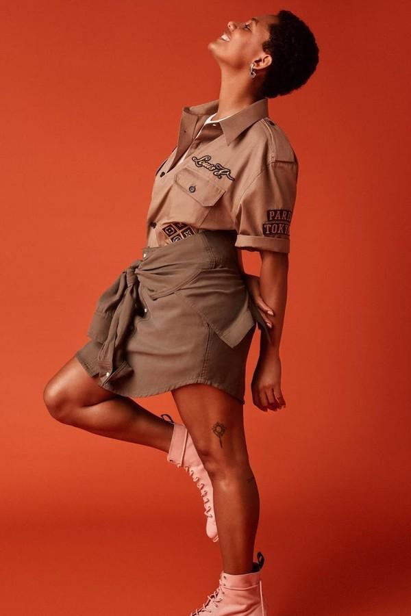 Jessica Ellen (Foto: Caroline Curti/Arquivo Glamour Brasil)