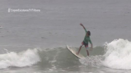 Circuito A Tribuna de Surf Colegial acontece neste domingo, em Guarujá