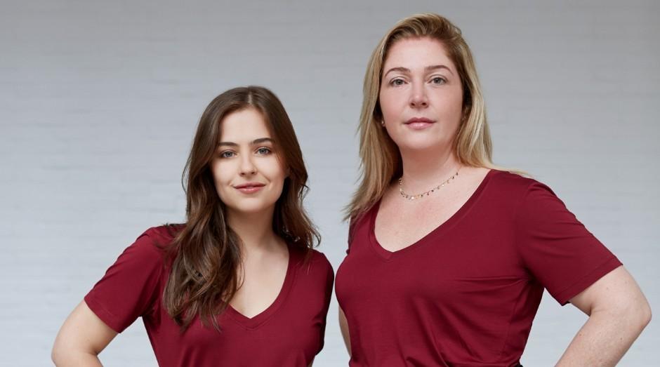 Luísa Morato (esquerda) e Juliana Zanin, fundadoras da Camys (Foto: Divulgação)