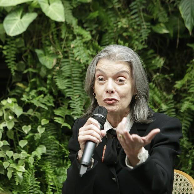 Ministra Cármen Lúcia (Foto: Divulgação/Eliária Andrade)