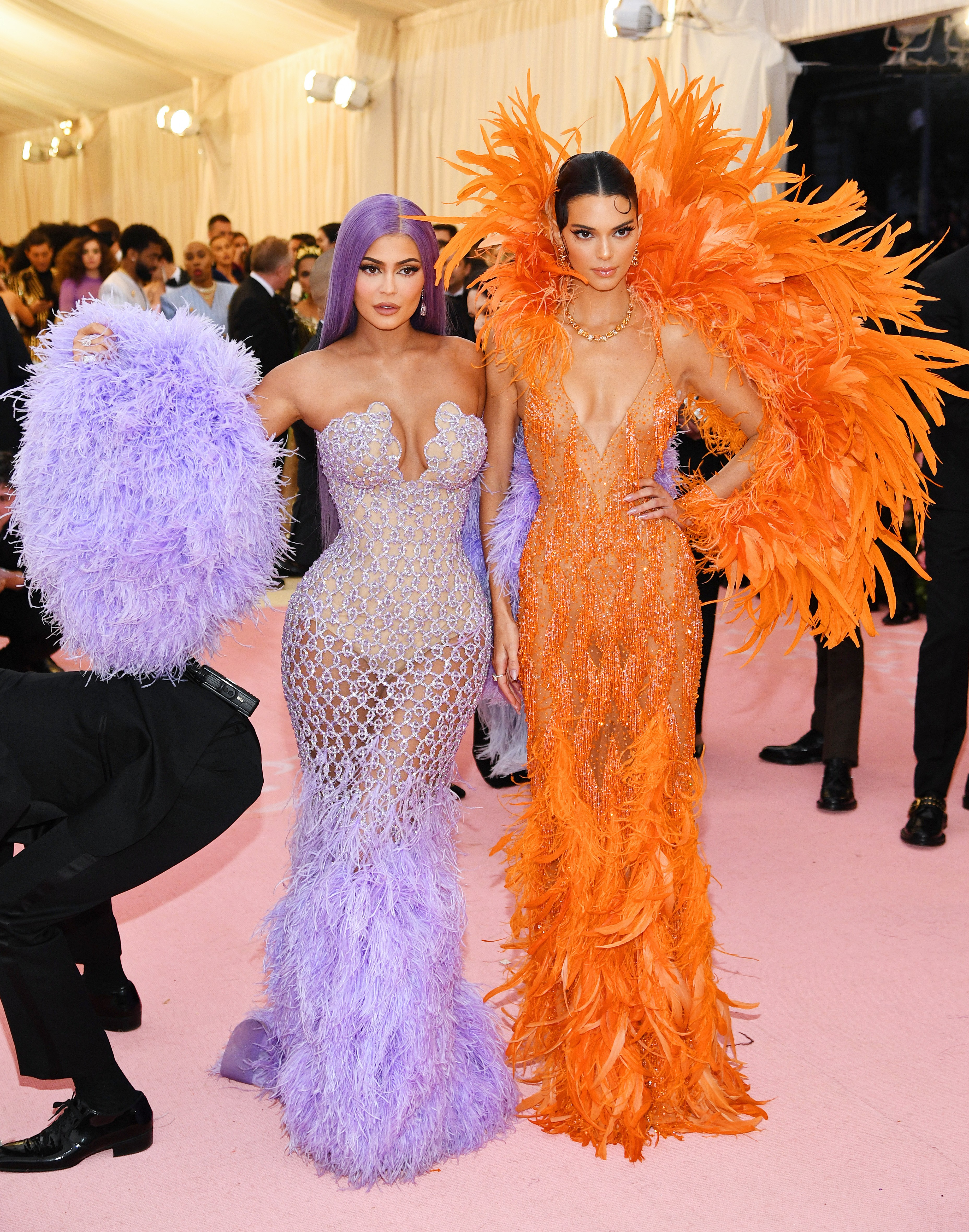 Kylie e Kendall Jenner (Foto: Getty Images)
