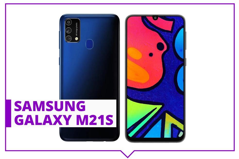 Samsung Galaxy M21s — Foto: Divulgação