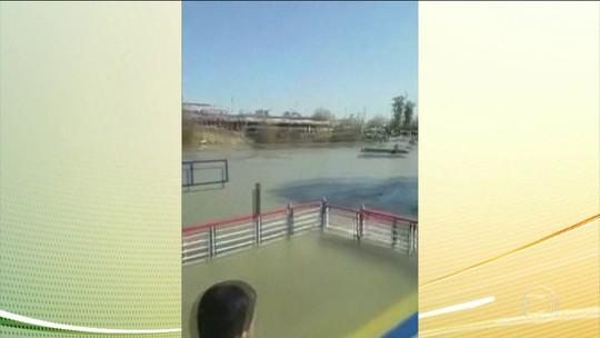Mais de 70 pessoas morrem em naufrágio de balsa, no Iraque