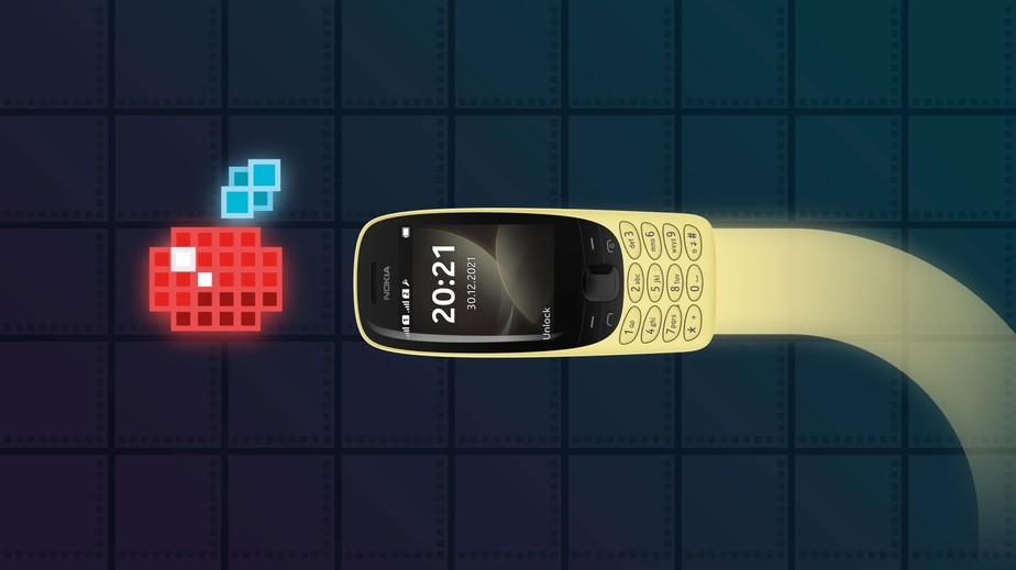 Nokia relança celular tijolão, e o que está por trás disso ?