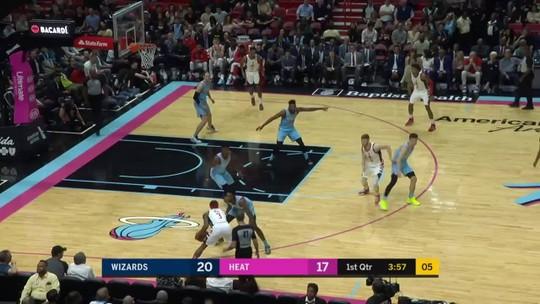 NBA: LeBron atropela e abraça garçonete, Smart faz fake incrível, e Bulls brilham com jogadaça