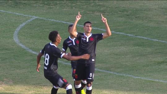 Fora de casa, Vasco vence o Madureira na estreia do Campeonato Carioca