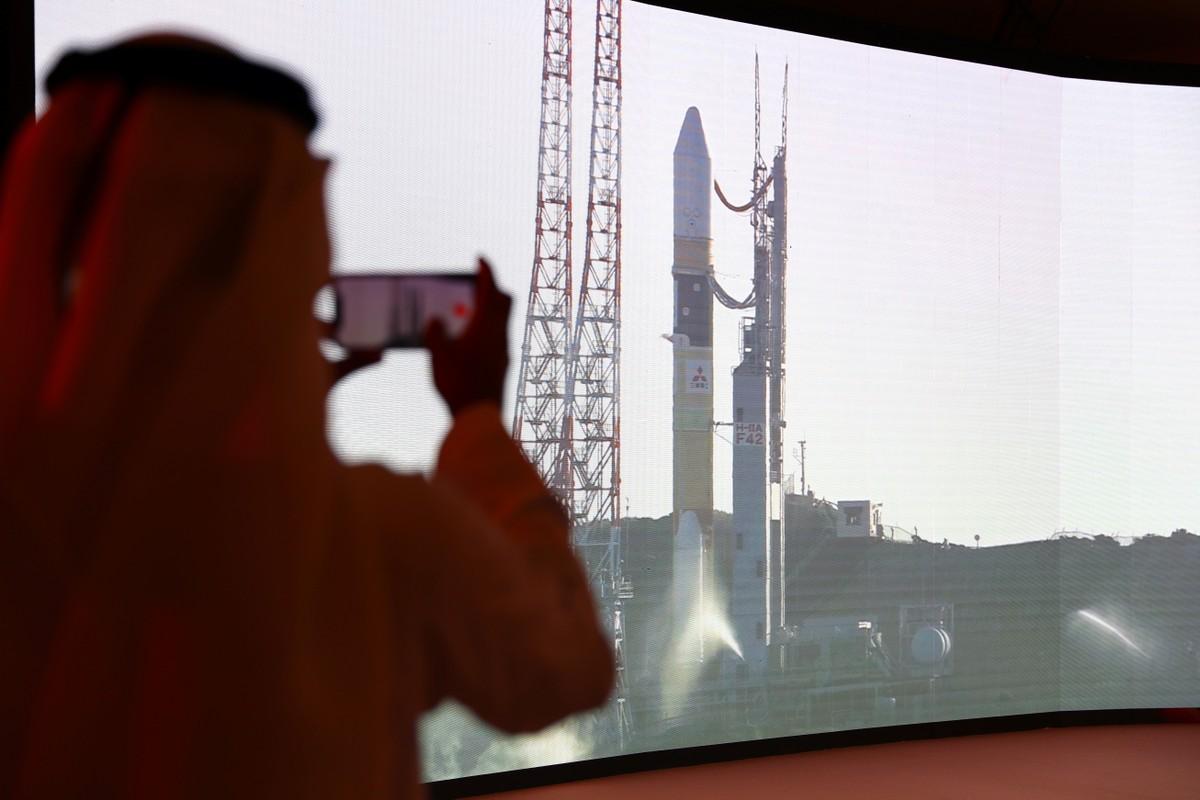 Emirados Árabes Unidos lançam a primeira missão do país a Marte – G1