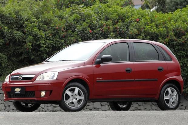 Chevrolet Corsa Hatch (Foto: Divulgação)