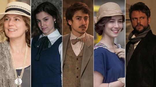 Elenco de 'Ligações Perigosas': saiba quem são os atores da nova minissérie da Globo