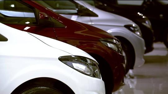 Vendas de veículos subiram 12% no 1º semestre