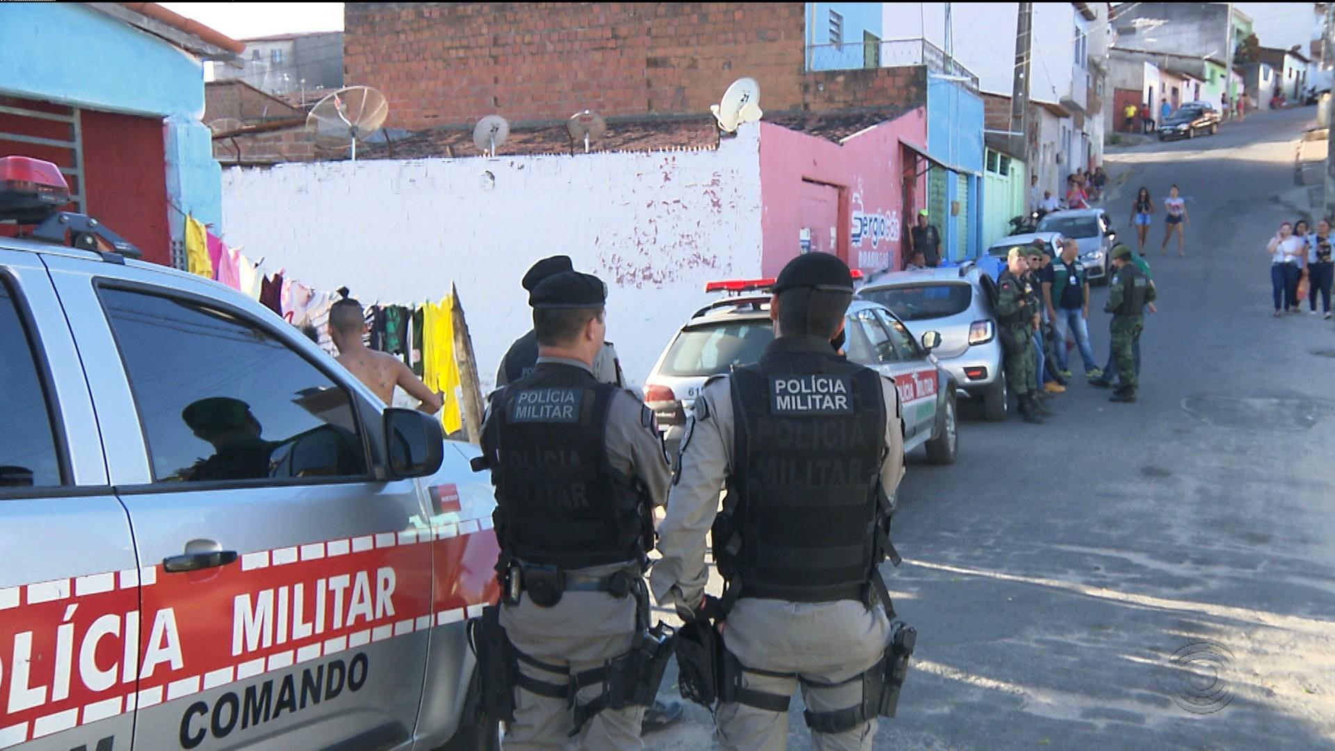Operação contra venda ilegal de gás de cozinha prende quatro pessoas na PB
