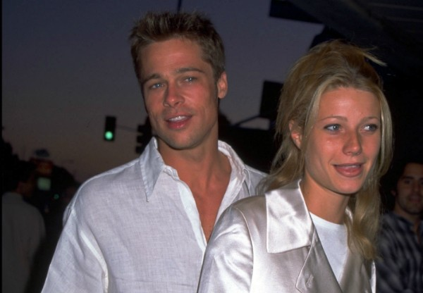 Gwyneth Paltrow e Brad Pitt (Foto: Getty Images)