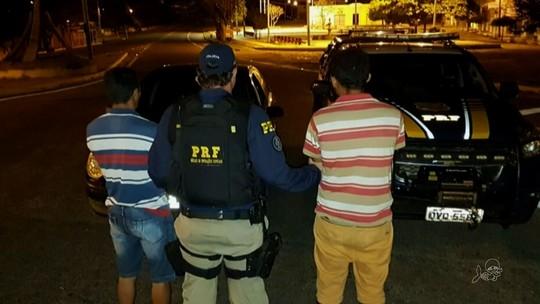 PRF prende duas pessoas por fraudar Operação 'Carro-Pipa' no Ceará
