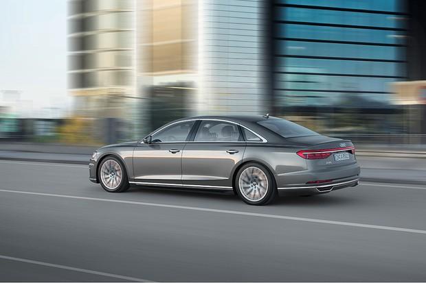 Audi A8 L (Foto: Divulgação)
