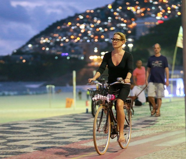 Carolina Ferraz (Foto: Thiago Martins / AgNews)